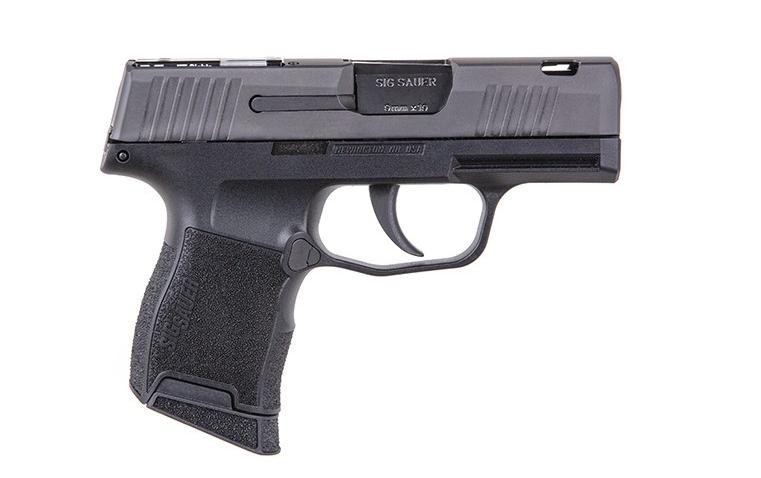 la pistola sig sauer p365 sas