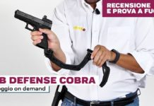 Fab Defense Cobra, la prova del calcio per la Glock