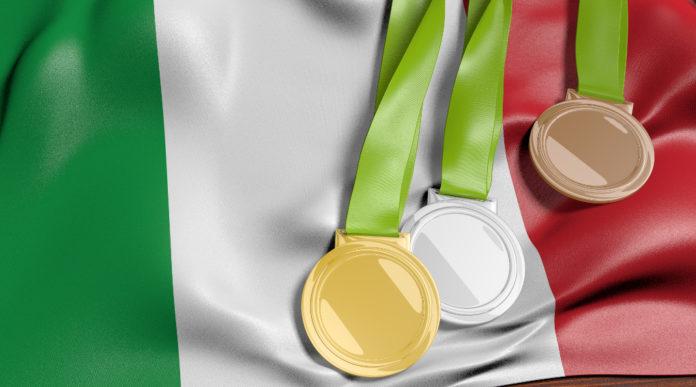Coppa del mondo di tiro: tre medaglie su bandiera italiana