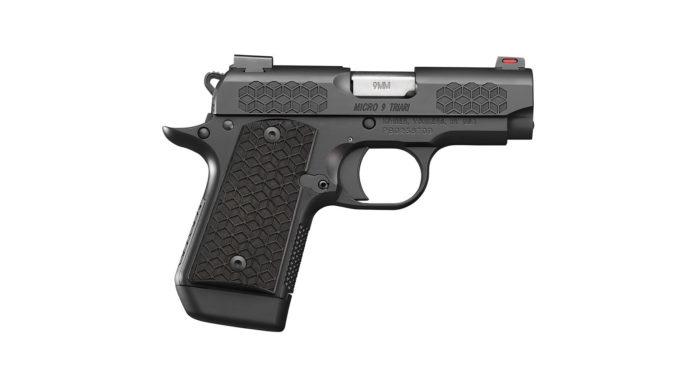 pistola microcompatta kimber 9 micro 9 triari