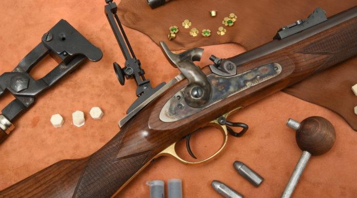 Pedersoli Whitworth calibro .451 il test del fucile ad avancarica