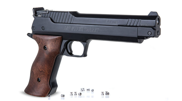 pistola ad aria compressa Sig Sauer Super Target