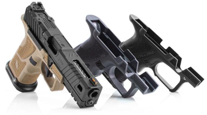 Zev Technologies O.Z-9 Shorty Grip, il kit per una pistola modulare compatta