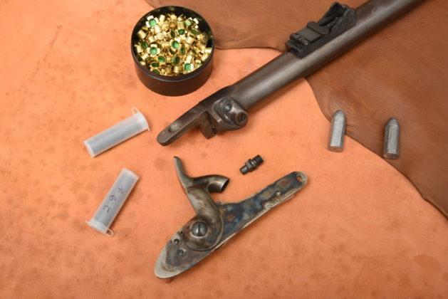 canna del fucile Whitworth di Pedersoli