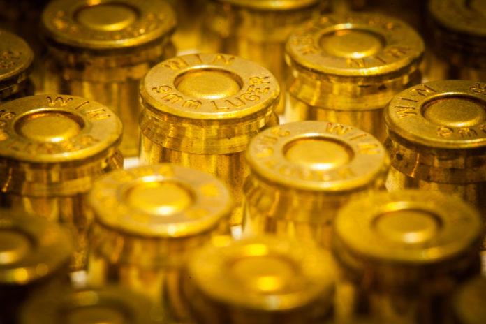 9x19 Parabellum in Italia: munizioni 9 mm Luger viste dall'alto