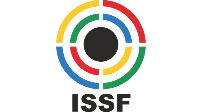 campionato del mondo di tiro a volo: logo issf