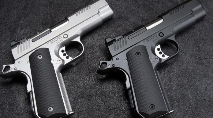 pistola Ed Brown Evo 25 LPI, S/S e G4
