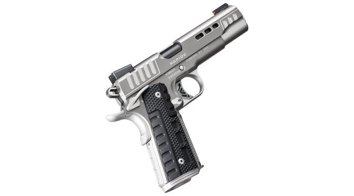 Kimber Rapide Black Ice, una nuova pistola per il 2020