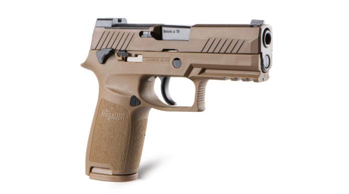 Sig Sauer P320-M18, ecco la versione commerciale della pistola dei marine