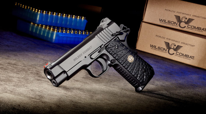 Wilson Combat eXperior, la serie di pistole 1911