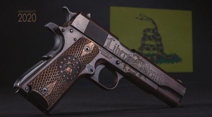 Auto-Ordnance Liberty 1911, la pistola da collezione dal sapore della libertà
