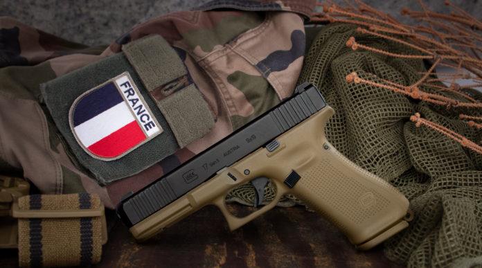 Glock G17 Gen5 per l'esercito francese