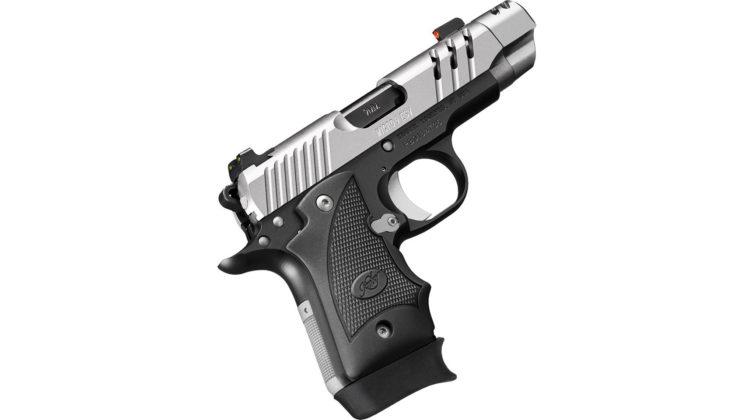 Kimber ESV Two-Tone pistola microcompatta con freno di bocca