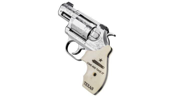 Kimber K6s Dasa Texas Edition, il revolver da collezione con la stella solitaria