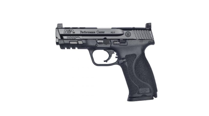 Smith & Wesson Performance Center M&P 9 M.20 ported barrel & slide C.O.R.E, la nuova pistola sportiva