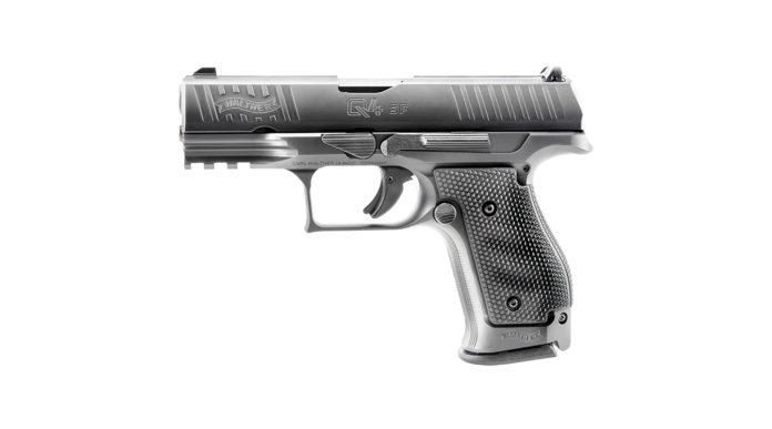Walther Q4 Steel Frame, la pistola col fusto in acciaio presentata a Shot Show