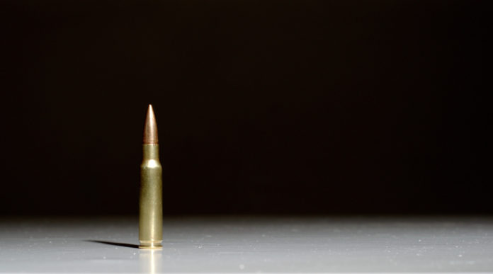 Munizioni da guerra: munizione 7,62 x 51 mm Nato