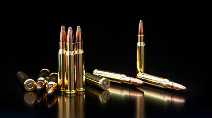 munizioni in piombo per carabina