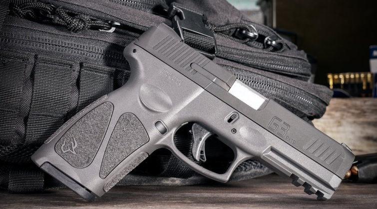 pistola taurus g3 gray