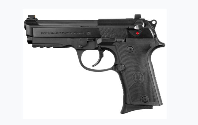 Beretta 92X Compact 4