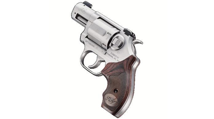 Kimber K6S DASA, il revolver a singola-doppia azione in tre versioni