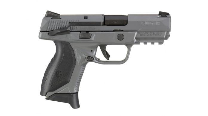 Ruger American Compact, un nuovo colore per la pistola compatta di Ruger