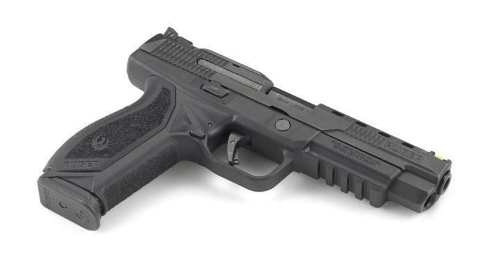 """Ruger American Competition, la pistola da gara con canna da 5"""""""