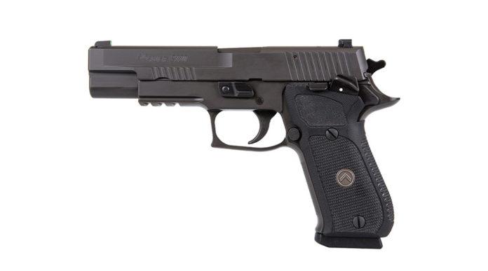 La Sig Sauer P220 Legion 10 mm ora è anche una pistola ad azione singola