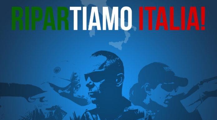 Ripartiamo Italia ecco le promozioni per chi vuole acquistare un'arma Beretta o frequentare i campi Shooting Data