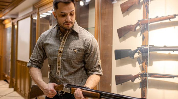vendita di armi in america