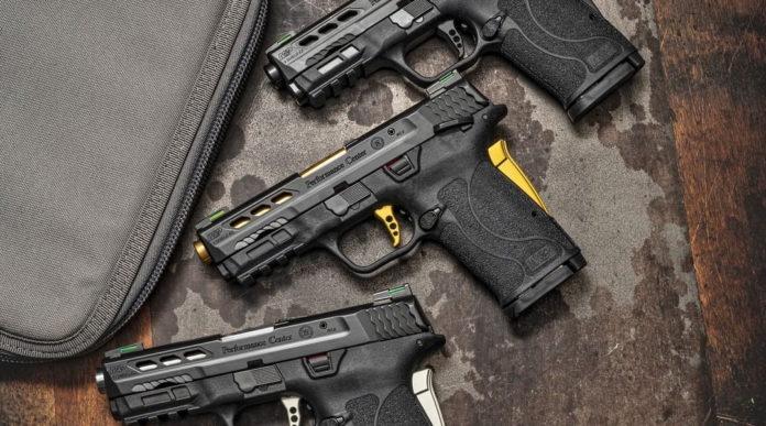 Smith & Wesson Performance Center M&P9 Shield EZ, la nuova pistola da difesa S&W