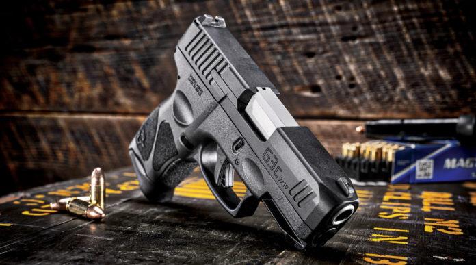 Taurus G3c la pistola da difesa spara come una full size