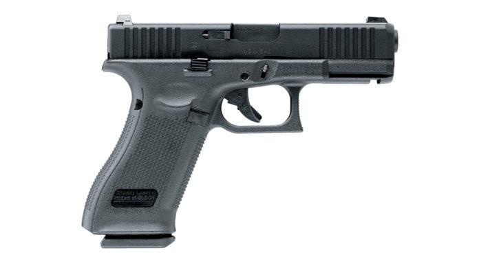 Umarex Glock 45, pistola airsoft o replica