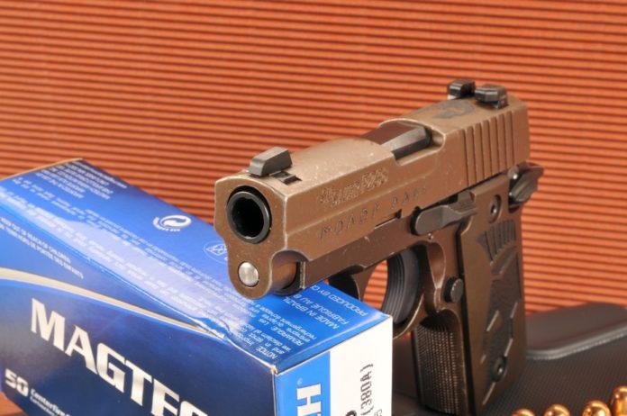 Sig Sauer P238 Spartan II