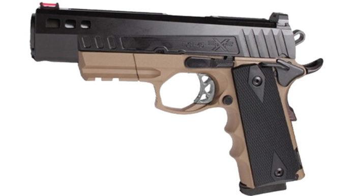 American Tactical Fxh-45, la pistola 1911 ora in una nuova variante