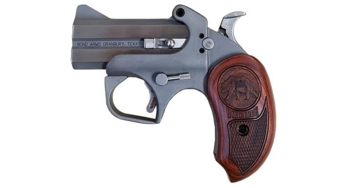 Bond Arms Grizzly, la pistola a doppia canna nel nome dell'orso