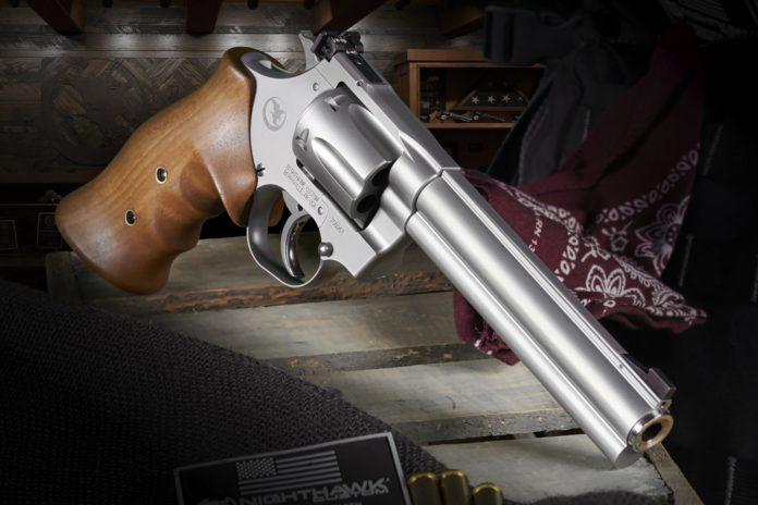 Nighthawk Korth Mongoose Silver, il nuovo revolver custom