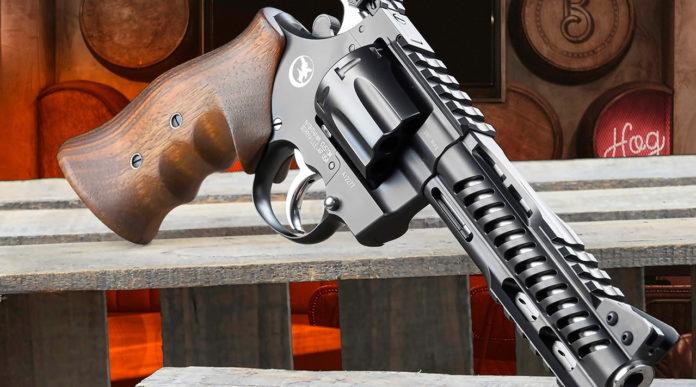 Nighthawk Korth Nxs, il revolver otto colpi a doppia firma