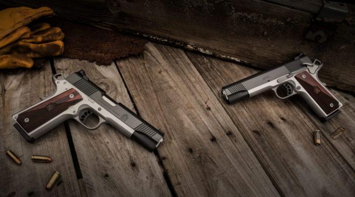 Springfield Armory Ronin, la pistola per il porto quotidiano in due toni
