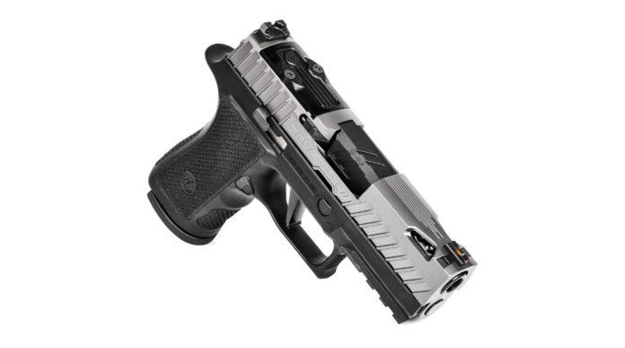 Zev Sig Octane Z320, la pistola custom a doppia firma