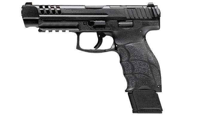 Heckler & Koch Vp9L Or, la nuova pistola optics-ready