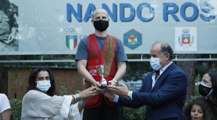 Moriconi vince il XII Trofeo Nando Rossi