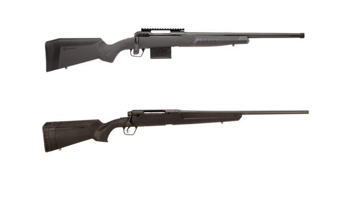 Savage lancia due armi calibro 6 mm Arc