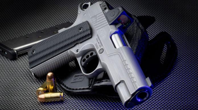 Ed Brown FX2, la nuova pistola 1911