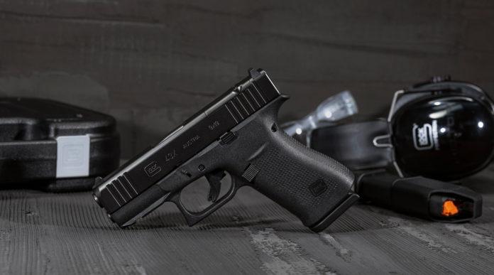 Le immagini delle nuove pistole Glock