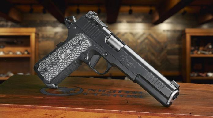 Nighthawk Shadow Hawk Long Slide, la nuova pistola di Nighthawk Custom