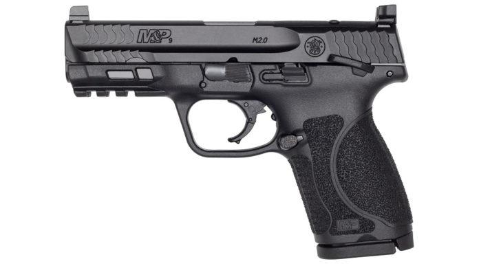 Smith & Wesson M&P9 M2.0 OR, la pistola compatta optics ready