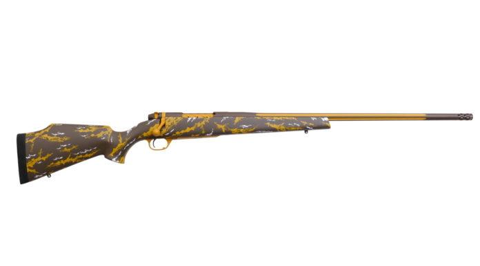 Weatherby Mark V Cowpoke Edition, la nuova carabina in cinque calibri