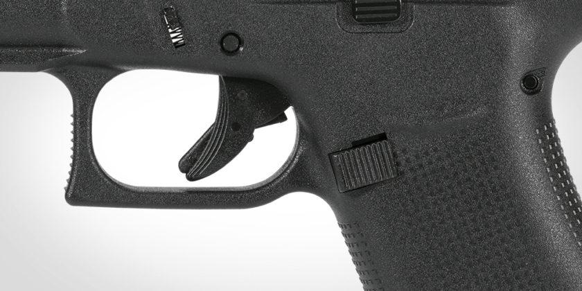 grilletto della glock g43x mos