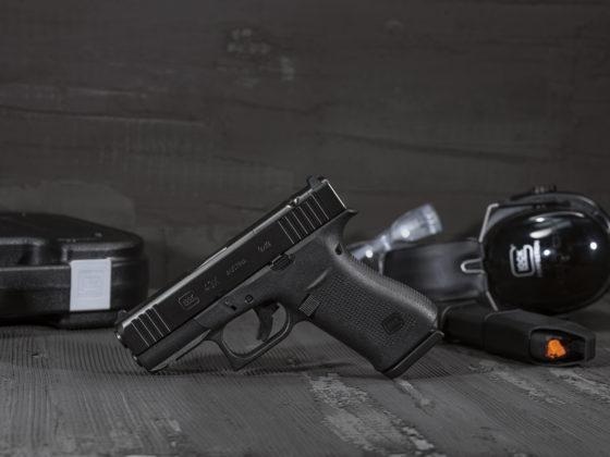 pistola glock g43x mos